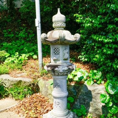 庭道具・灯籠・つくばい